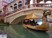 Gondola di little venice