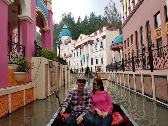 Jalan-jalan ke Little Venice Cianjur