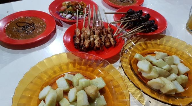 Kulineran di Cipanas – Warung Sate Shinta