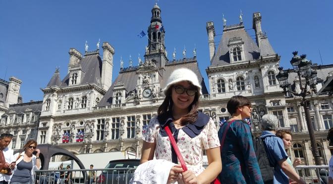 Mengenang perjalanan ke Amsterdam-Brussels-Paris Part-2