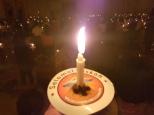 Suasana Misa Sabtu Suci-lembah karmel cikanyere