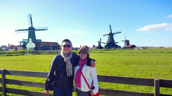 Mengenang perjalanan ke Amsterdam-Brussels-Paris Part-1