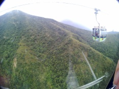 Ngong ping 360 cable car hongkong