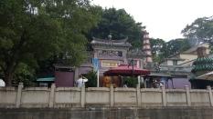 Temple Ama, Makau
