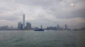 Suasana dari jendela ferry