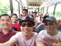 Peak Tram - Peak Hong Kong
