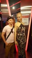 Nicole Kidman madame tussauds