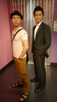 andy lau madame tussauds