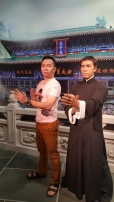donnie yen madame tussauds