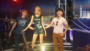 tailor swift madame tussauds