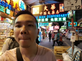 ladies's market Hong Kong
