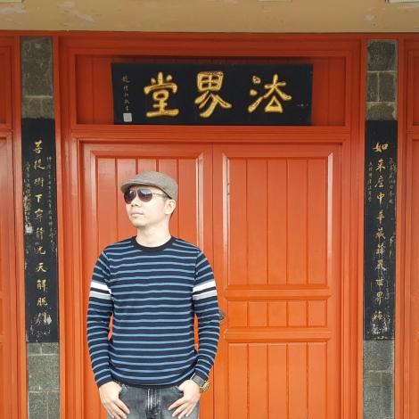 Kaki Big Buddha Ngong Ping