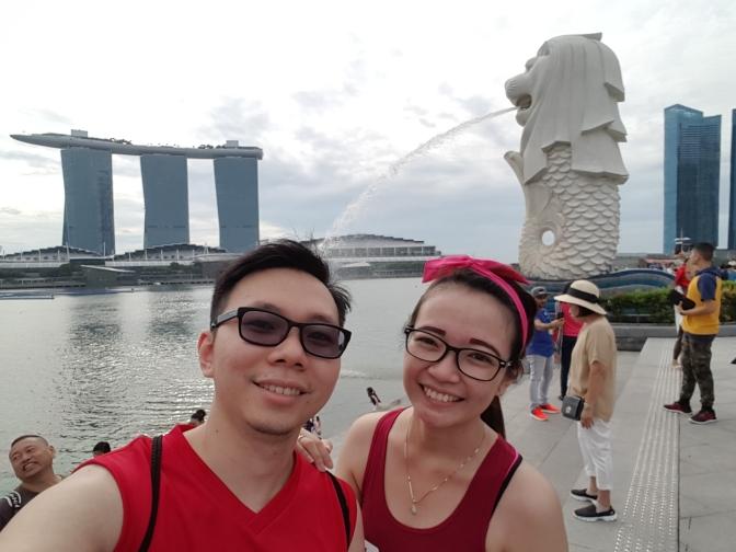 Trip Singkat ke Singapura