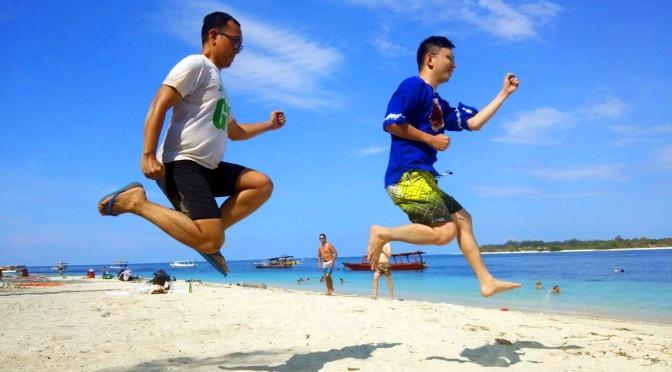 Wisata Lombok yang eksotis
