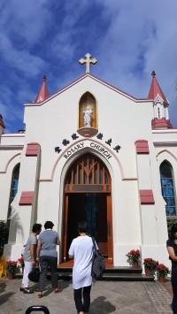 Gereja Rosary Hong Kong