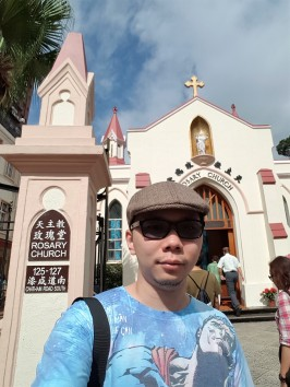 Rosary Church Hong Kong