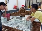 belanja mutiara di lombok