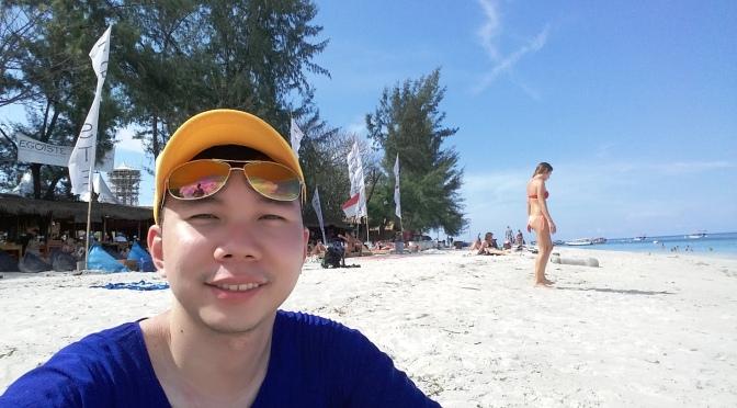 Wisata Lombok yang eksotis (Gili Trawangan) Part-2