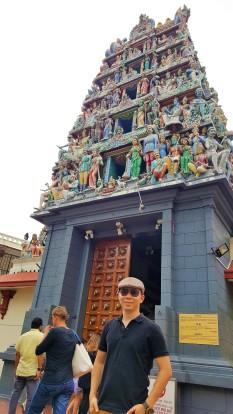 sri mariamman temple - singapore