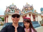 Hindus Temple China townSingapore