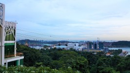 Mount Faber Singapore