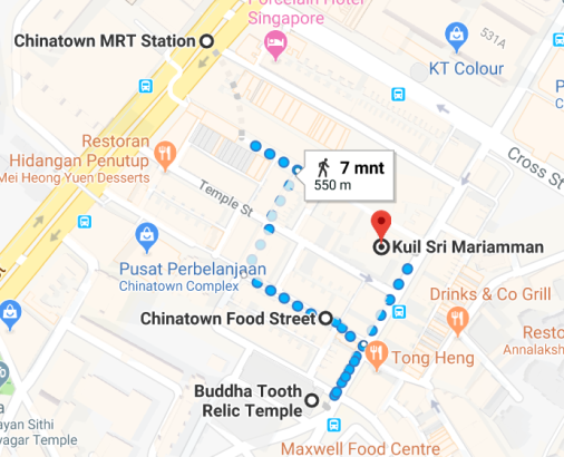 Chinatown trip