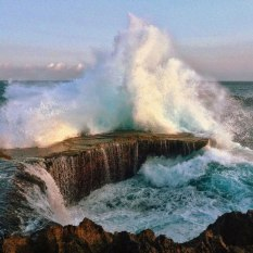 Devil's Tear Nusa Lembongan (not my own photo)