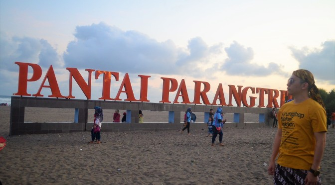 Wisuda adik dan Liburan di Jogjakarta