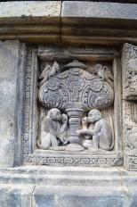 relief di candi prambanan