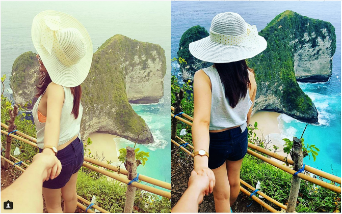 Honeymoon di Nusa Penida, Lembongan dan Ceningan Part2