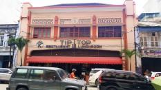 Tip Top Restaurant Jalan Kesawan, Medan