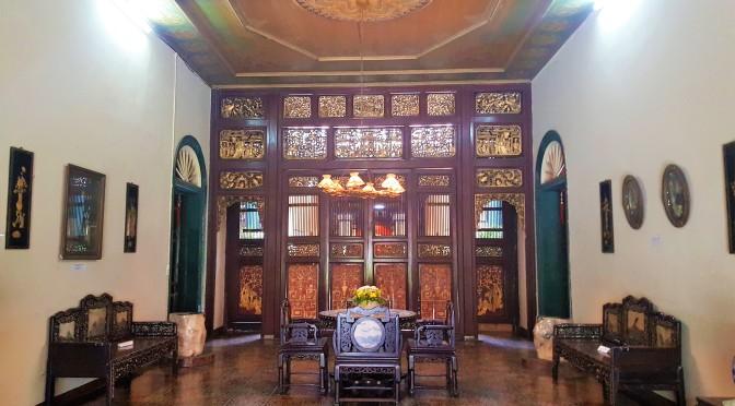 Jalan-jalan di Kota Medan dan berkunjung ke Tjong A Fie Mansion