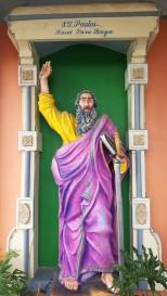Patung Paulus-Graha Maria Annai Velangkanni