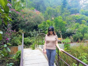 Air Terjun Maribaya Hot Spring Resort