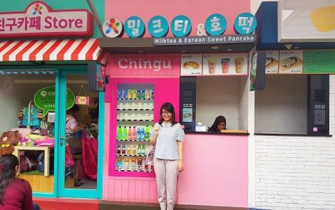 Chingu-korean-fan-cafe-Bandung