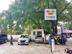 chagiya korean bbq, bandung