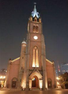 gereja myeondong yuditika