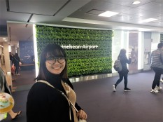 Incheon Airport yuditika