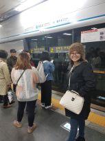 siap2 naik MRT yuditika