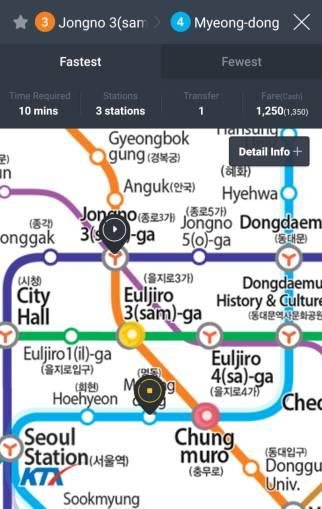 subway metro sample