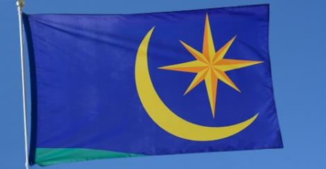 Bendera dan Lambang Negara Naminara