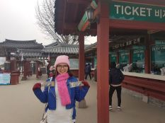 yuditika goes to seoul 26