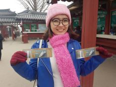 yuditika goes to seoul 27