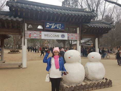 Welcome to Nami Island