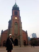 Misa di Katedral Myeongdong