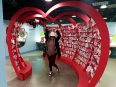 Love at Museum Hello Kitty