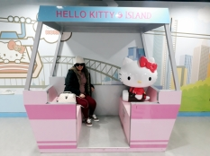 Museum Hello Kitty N Seoul Tower