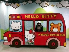 Museum Hello Kitty N Seoul Tower