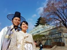 Foto di depan National Folk Museum of Korea