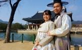 Yuditika goes to Gyeongbokgung Palace